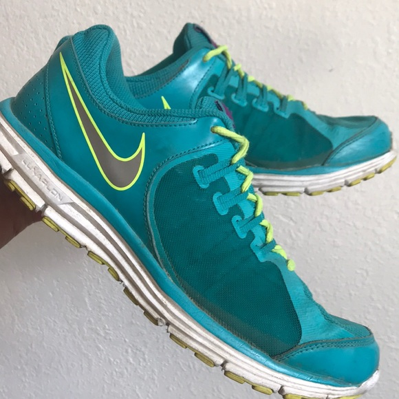 competitive price 5d0a1 1ae71 Nike Lunar Forever 3 - Bright Teal Lime. M 5a93191ba4c485f58a235dc5